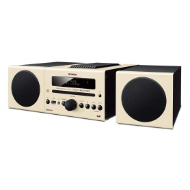 Yamaha Micro Stereo System - Beige