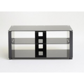 TTAP 1200mm Black Gloss TV stand