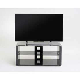 TTAP 1200mm Black Gloss TV stand - 1