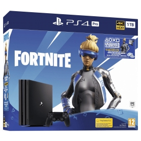 Sony Playstation 4 Pro 1TB with Fortnite
